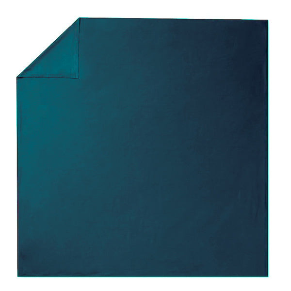 TEAL BLUE - 300 THREAD COUNT BEDSHEET SET