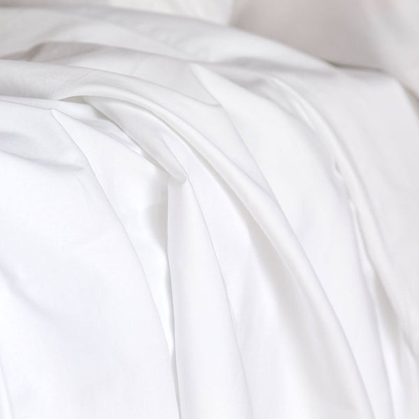 TYPEFACE #7 DUVET COVER - 1000 THREAD COUNT