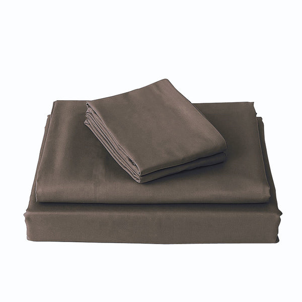 GUNMETAL - 600 THREAD COUNT SHEET SET