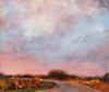 Dike Road: Evening Sky