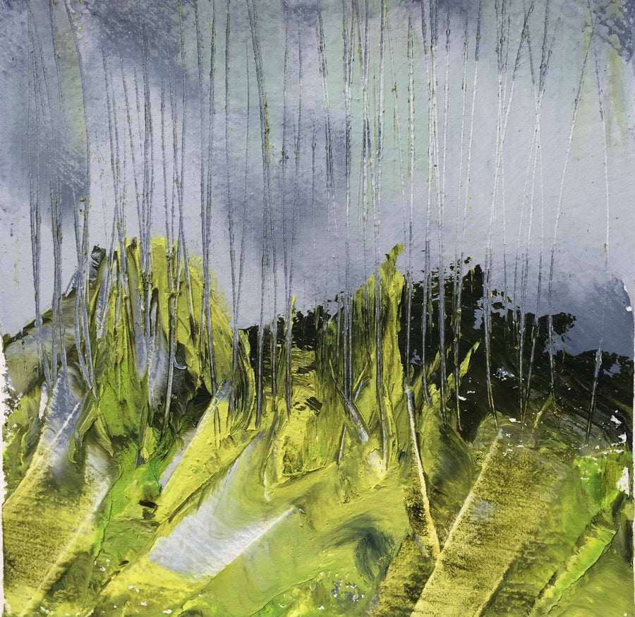Thunderstorm, Forest # 4