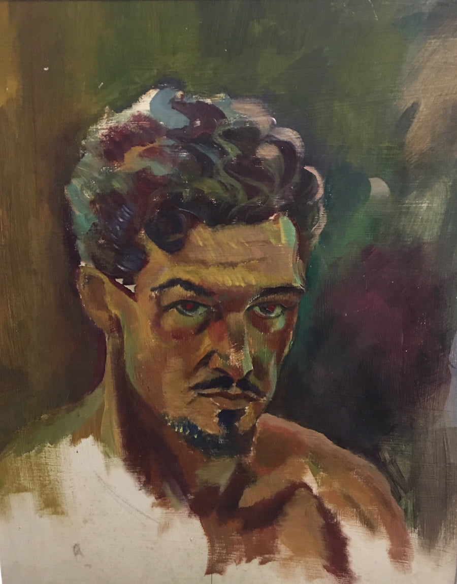 Self Portrait C. 1940-49