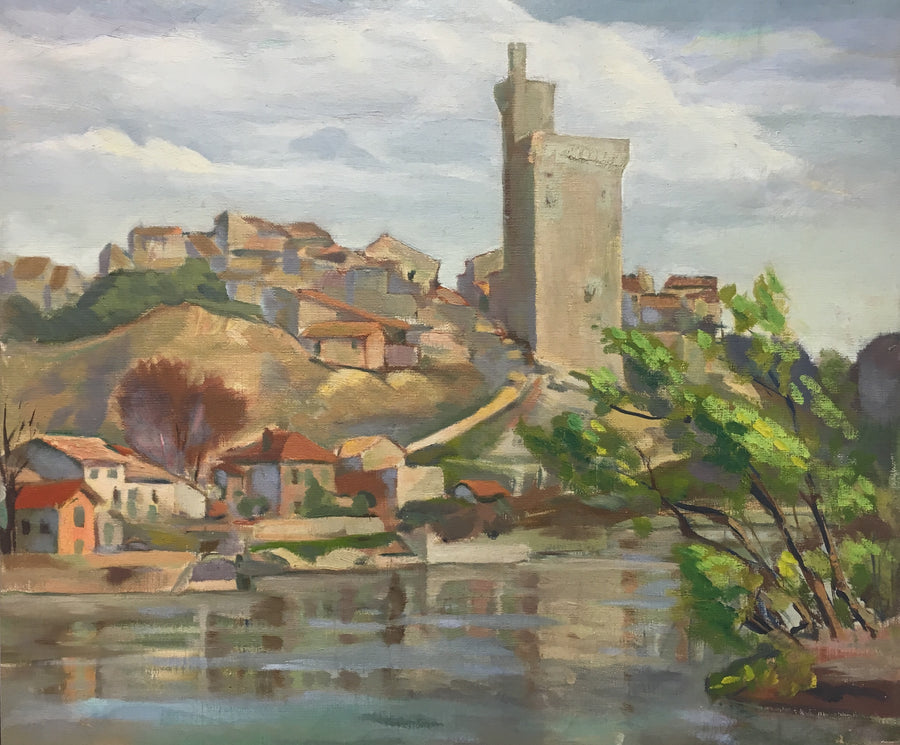 French Landscape  C. 1935-39
