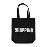 "MY TOTE BAG BLACK FONT""B"""