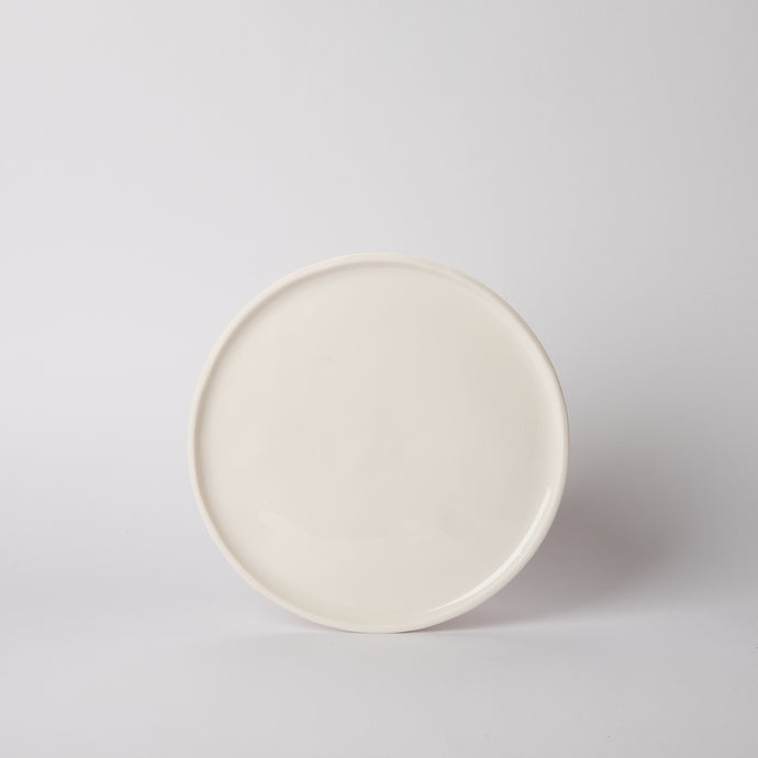 Plate XS offwhite glossy