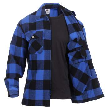 Concealed Carry Flannel Shirt