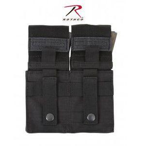 MOLLE Double M16 Mag Pouch with Inserts