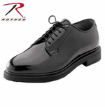 Load image into Gallery viewer, Uniform Hi-Gloss Oxford Dress Shoe