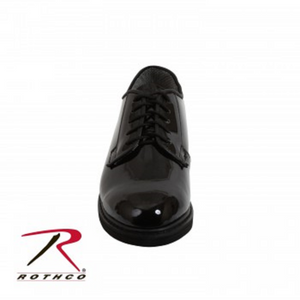 Uniform Hi-Gloss Oxford Dress Shoe