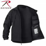 Load image into Gallery viewer, Rothco Tactical Concealed Carry Soft Shell Jacket olive green