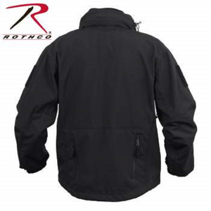 Rothco Concealed Carry Soft Shell Jacket Coyote Brown
