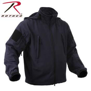 Rothco Special Ops Concealed Carry Tactical Soft Shell Jacket black