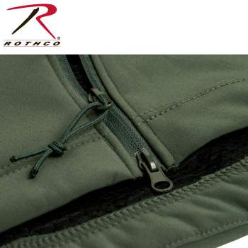 Rothco Special Ops Concealed Carry Tactical Soft Shell Jacket