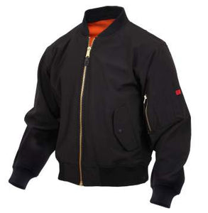Soft Shell MA-1 Flight Jacket