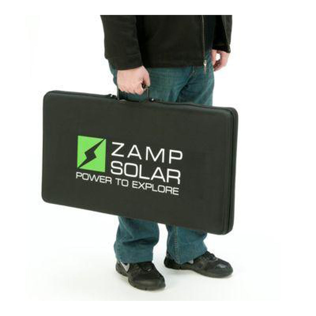 Zamp solar 90w rv solar kit portable