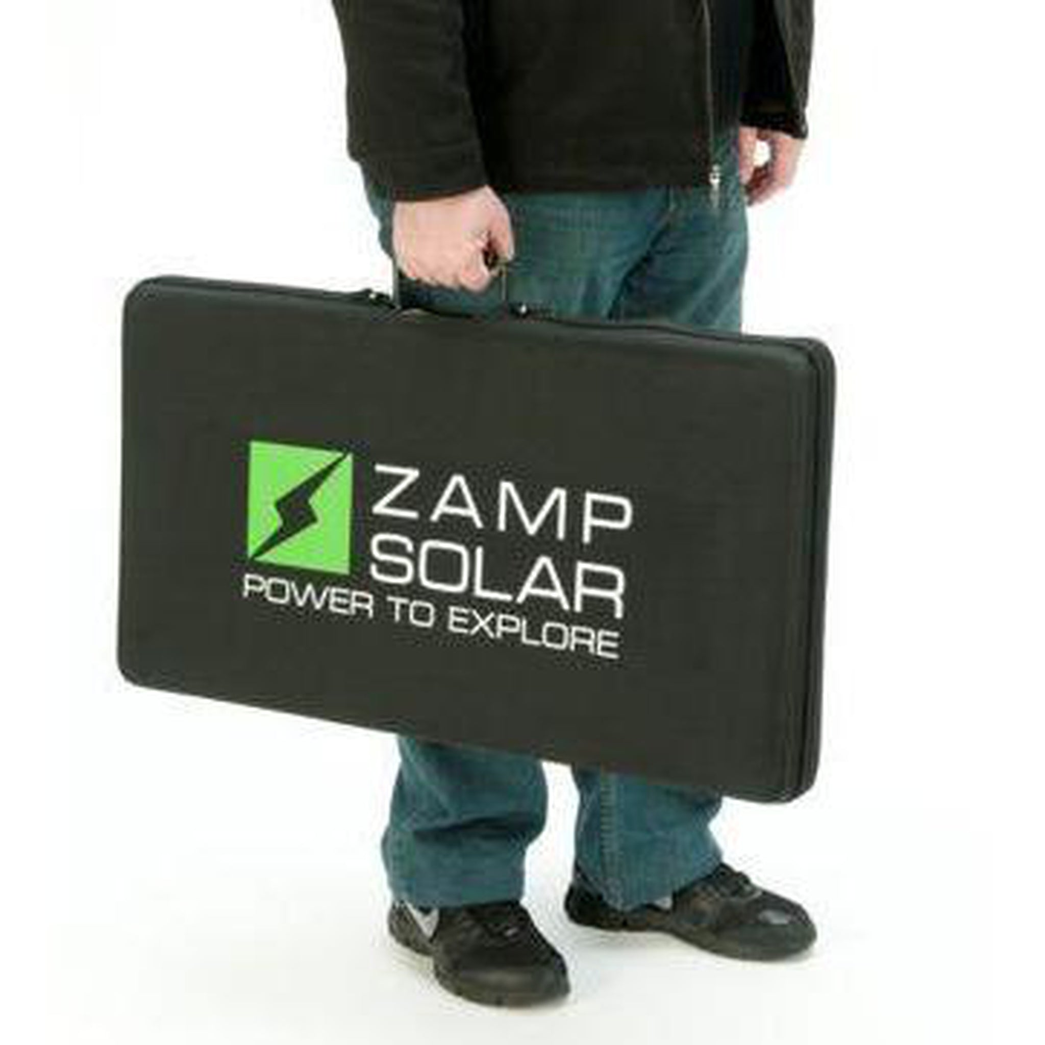 ZAMP solar 140 watt portable rv solar kit