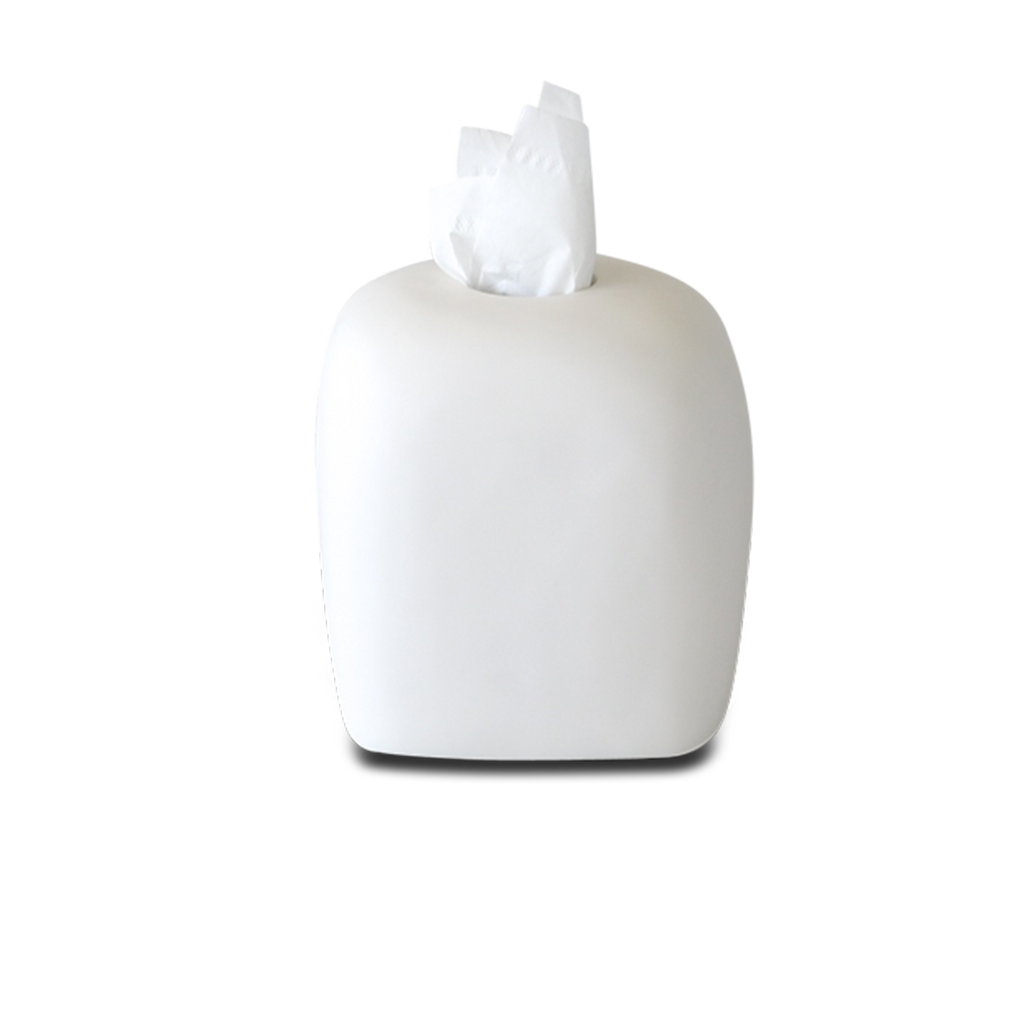 Tina Frey Designs - Tissue Box - White