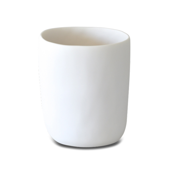Tina Frey Designs - Round Waste Basket - White