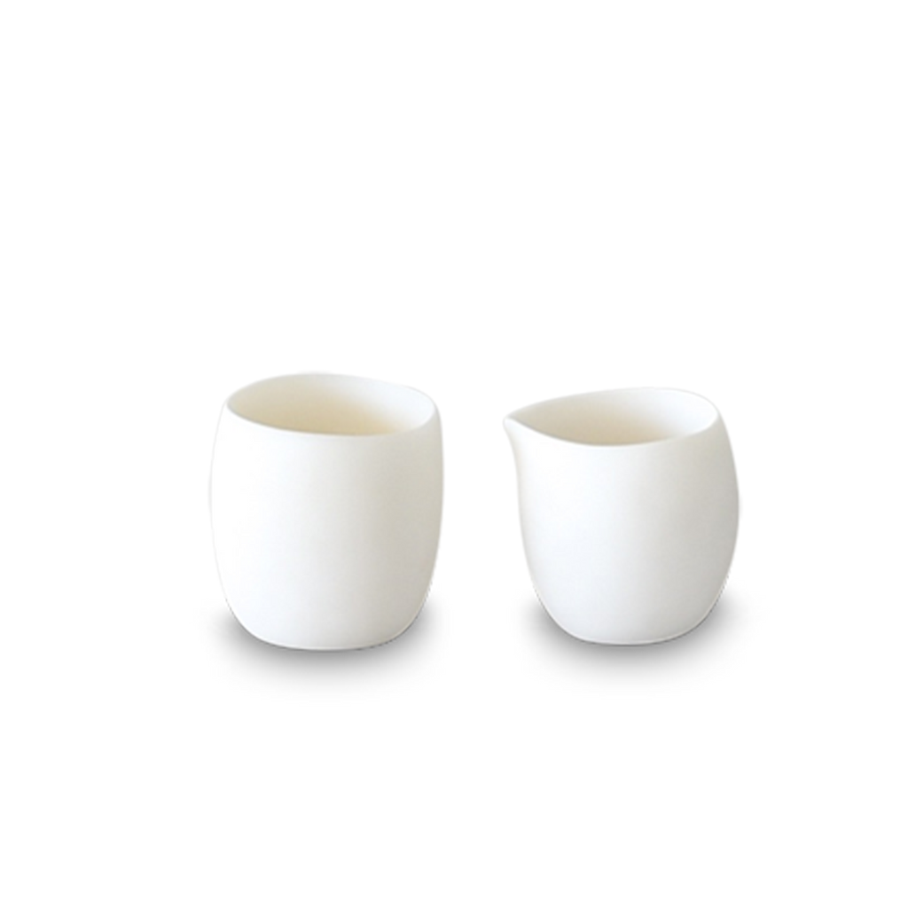 Single Serving Cream & Sugar Set
