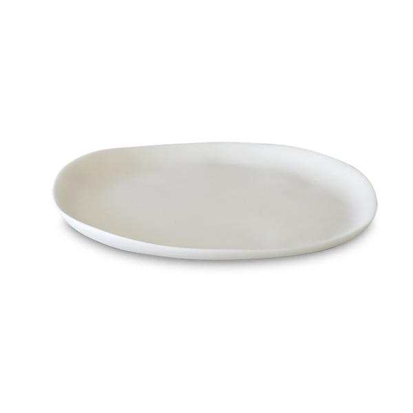 Tina Frey Designs - Large Round Plate - White