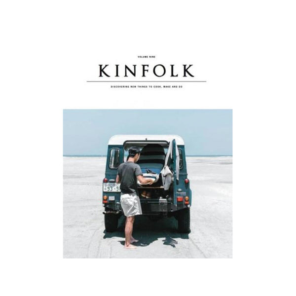 Kinfolk Magazine - Issue Nine