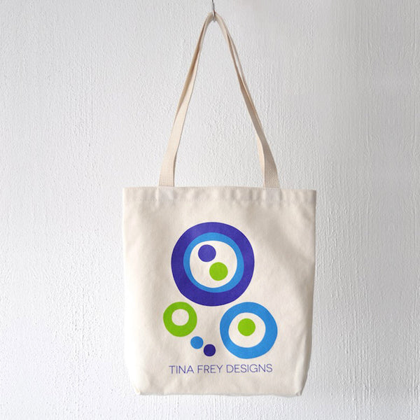 Tina Frey Designs Tote Bag