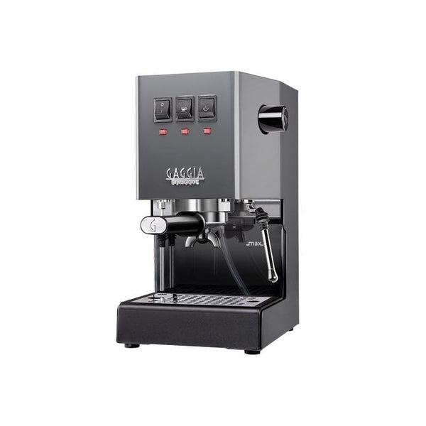 Classic Pro Design - Industrial Grey - Gaggia - Koffiestore.nl