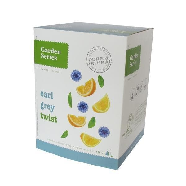 Garden Series Earl Grey Twist - Box 48st - Garden Series - Koffiestore.nl