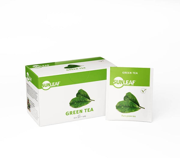 Green Tea - Sunleaf Originals - Koffiestore.nl