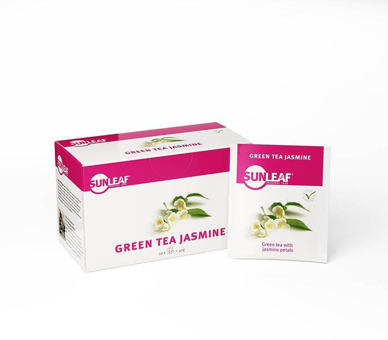 Green Tea Jasmine - Sunleaf Originals - Koffiestore.nl