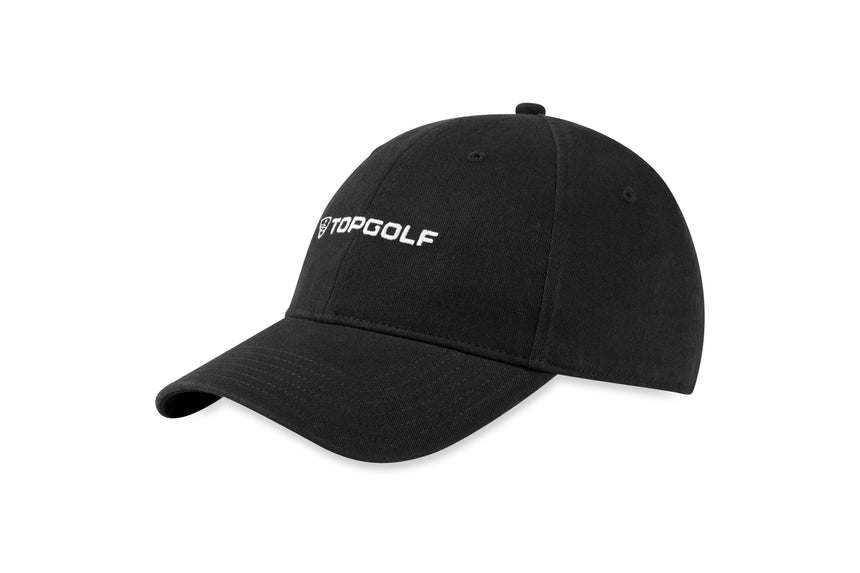 Callaway Topgolf Heritage Twill Black Adjustable