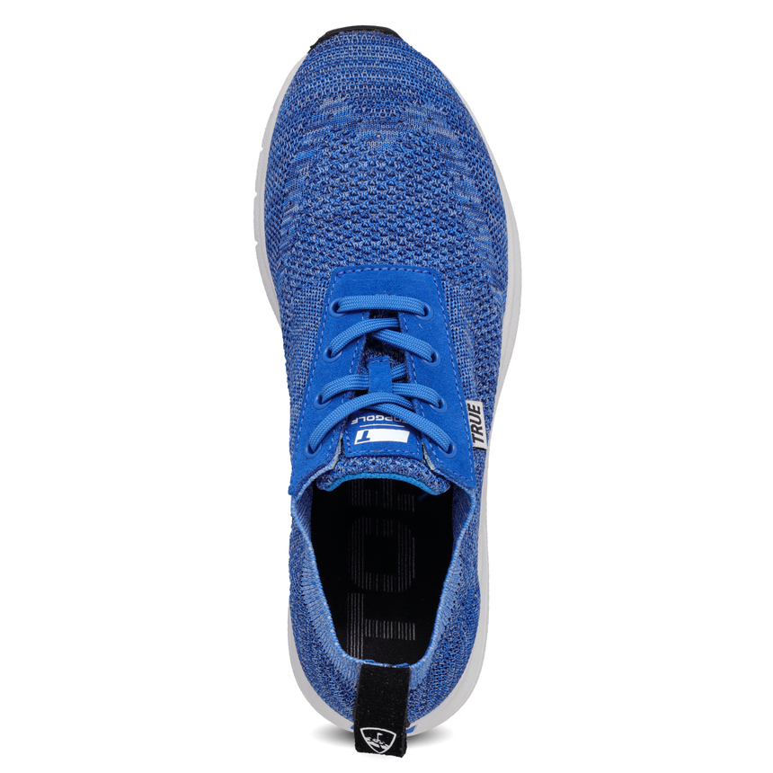 Unisex True Knit Shoe, Blue