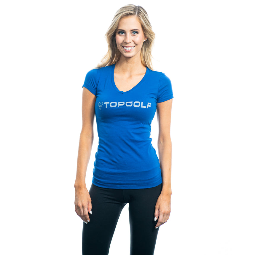 Women's Core T-Shirt, Royal