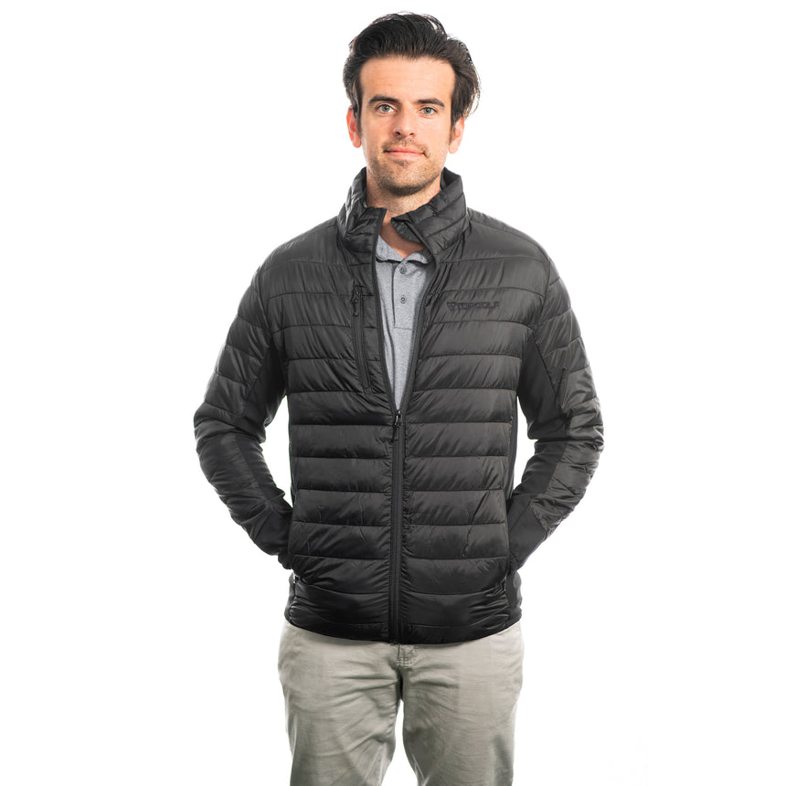 Men's Cutter and Buck Lemont Jacket, Black