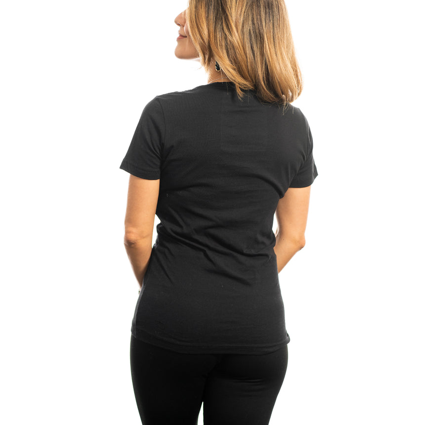 Women's Core T-Shirt, Black