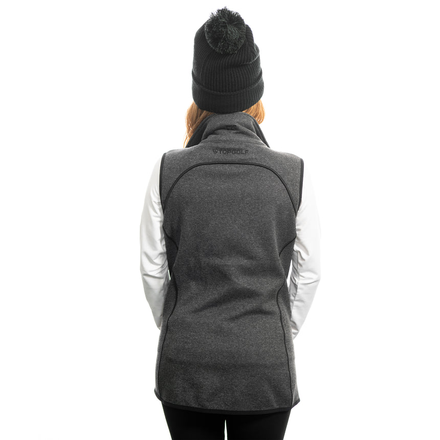 Women's Mainsail Vest, Gray