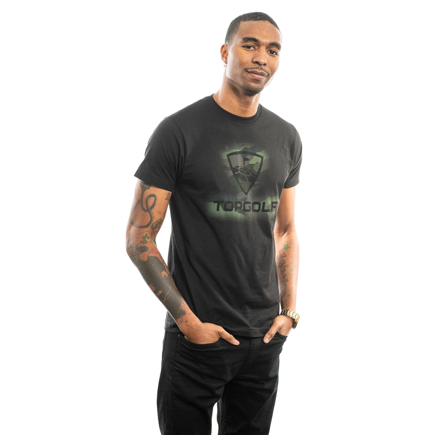 Men's Neon Ball T-Shirt
