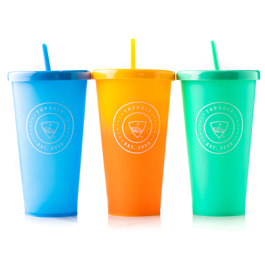 Color Changing Cups, 5 Pack