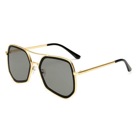 TOEXPLORE Pilot Women Sunglasses Men Brand Designer Eyewear Luxury Outdoor Mirror Retro Sun glasses Fashion High Quality UV400