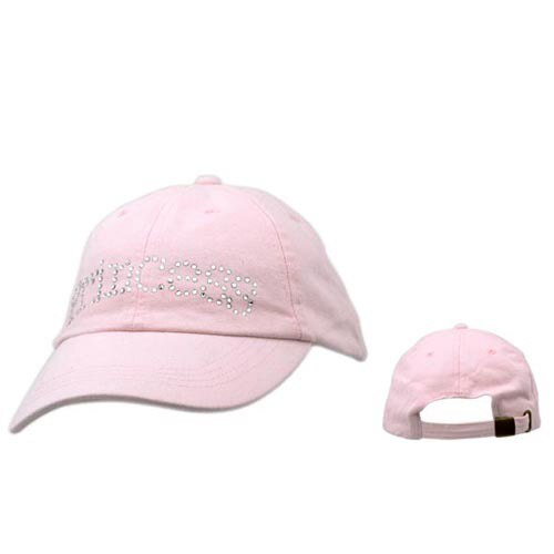 Women's Baseball Cap Wholesale C140 (1 pc.) Princess in Rhinestones!