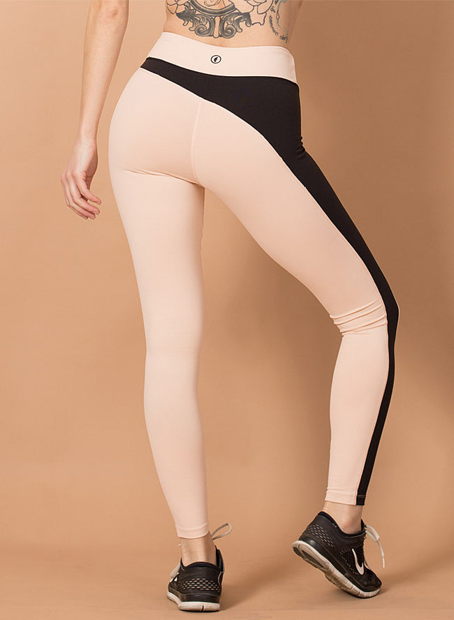 Paige Asymmetrical Tights - Figur Activ