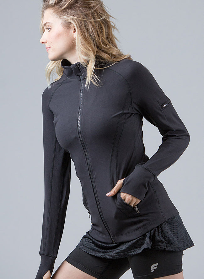 Becka High Performance Jacket - Figur Activ
