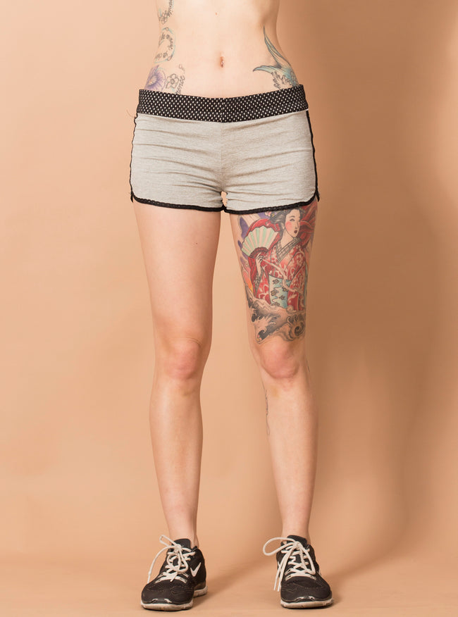 Kelsie Reversible Shorts