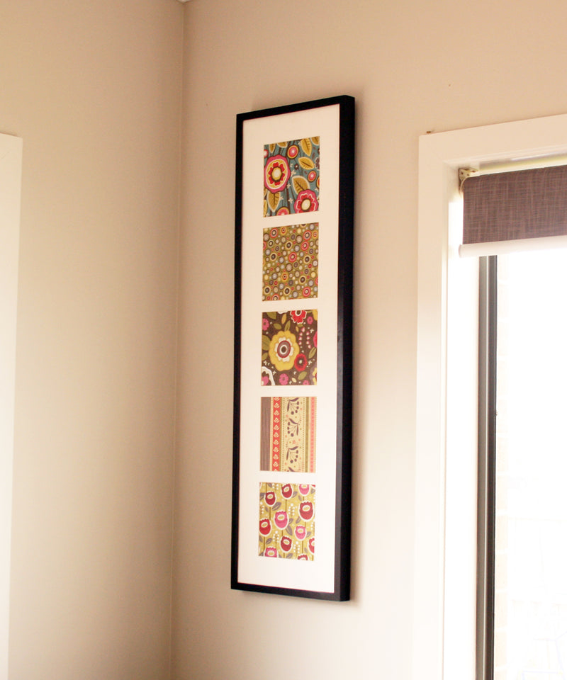 IKEA hack - Old frame made good