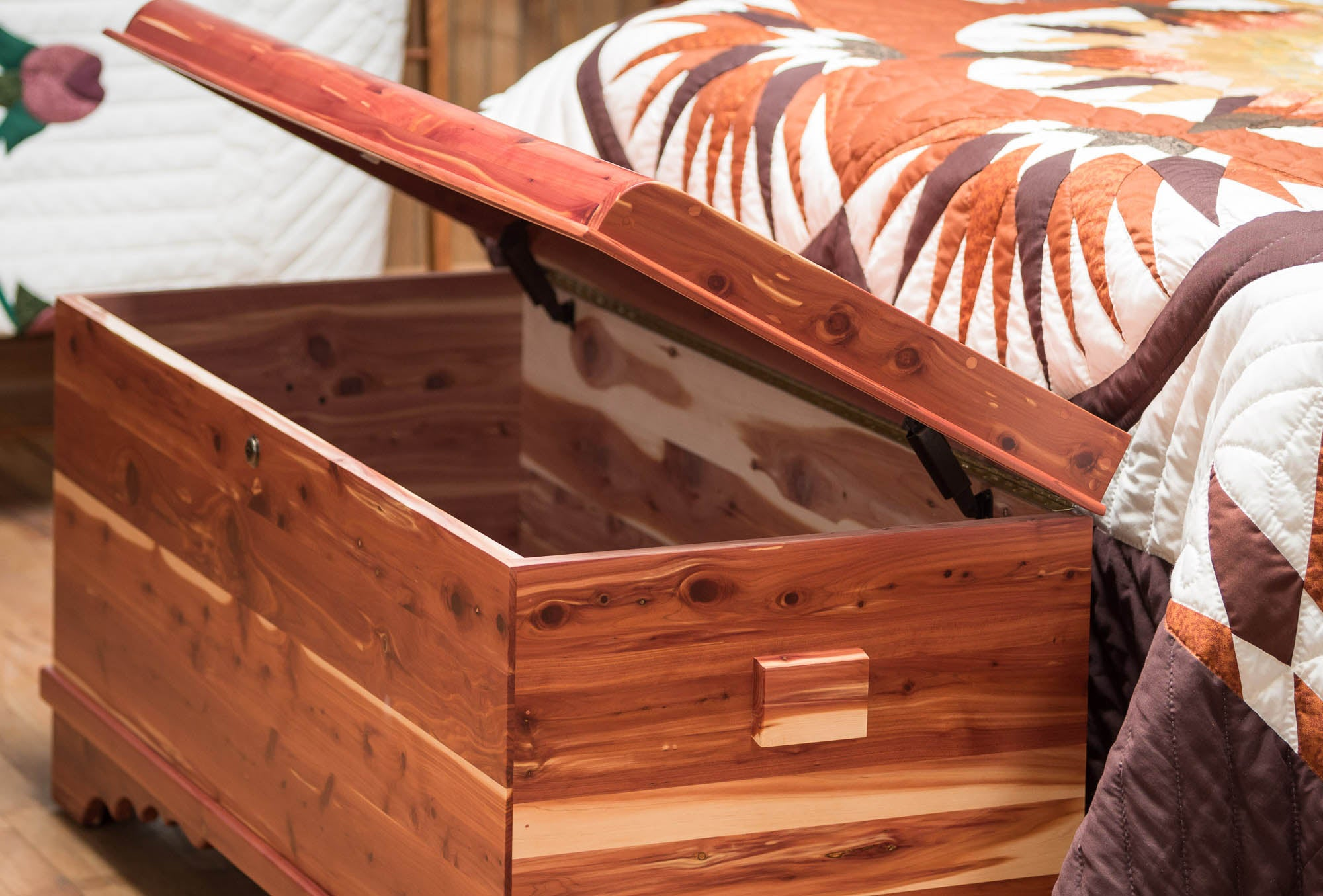 The Timeless Tradition of a Handcrafted Hope Chest