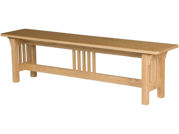 Corbel Mission Dining Bench