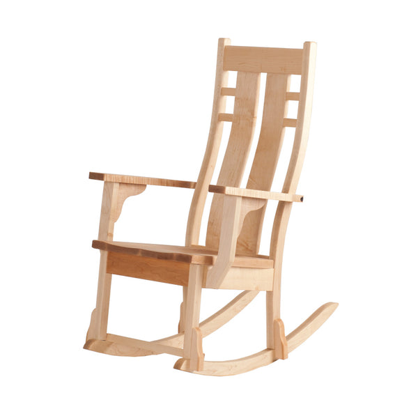 Seneca Rocking Chair in Natural Maple