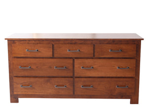 70″ x 36″ Teton  Dresser in Antique Cherry