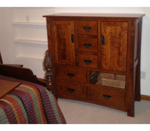 Seville Dresser in Antique Cherry