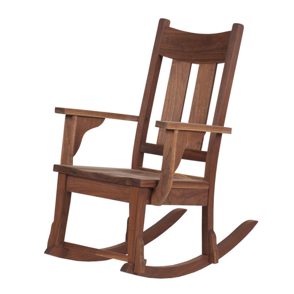 Montrose Rocking Chair in Natural Walnut